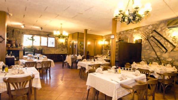 Vista sala - Cervelló, Fontscaldes