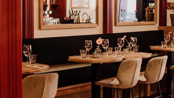QLIQUE Bar & Bistro, Amsterdam