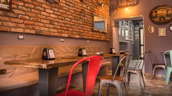Interno - Urban Cafe' Bistro, Valledoria