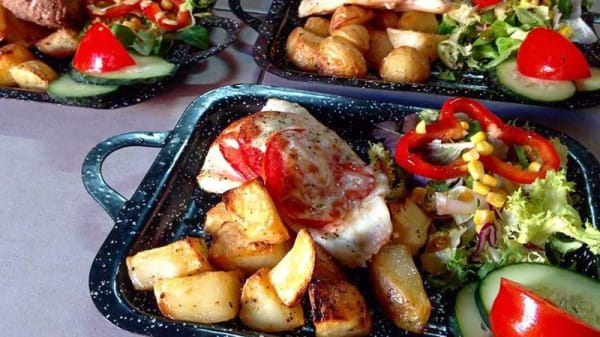 Sugerencia de plato - El Patio bar & Restaurant, Torrevieja