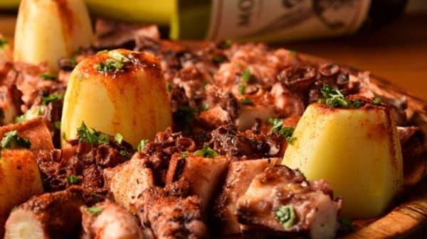 Sugestão do chef - La Plancha, Rio de Janeiro