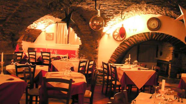 Vista sala - Ristorante l'Antica Spelonca, Borgata Sestriere