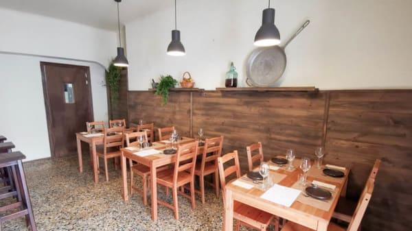 Vista da sala - Avó Restaurante, Ericeira