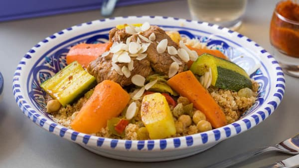 Suggestion du chef - Masmoudi, Nancy