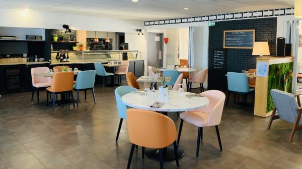 Salle - L'Eskemm - l'Entracte Gourmande MAÎTRE RESTAURATEUR, Trégueux