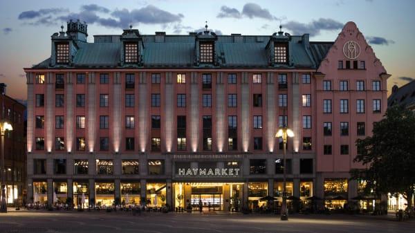 Americain, Stockholm