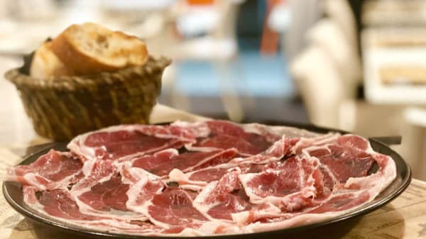 Sugerencia de plato - Cuinar-te Ruzafa, Valencia