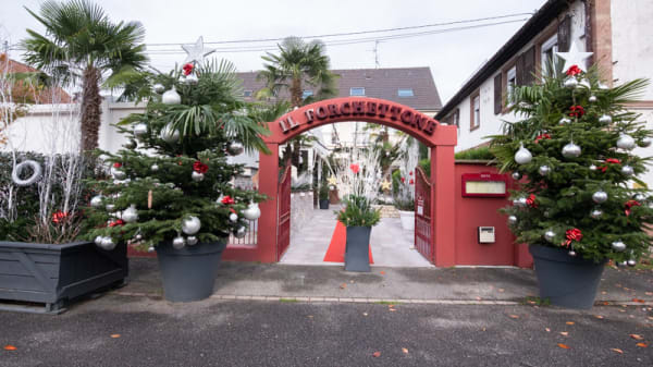 Entrée - Il Forchettone, La Wantzenau