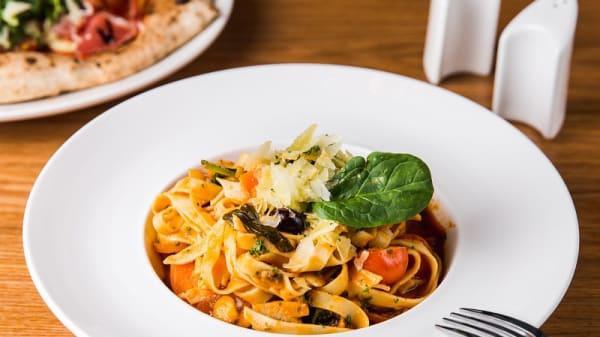 Our Vegetarian Pasta - Da Vinci Ristorante, North Adelaide (SA)