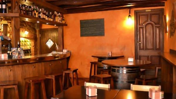 Vista sala - Ca L'Enric-Cup, Corbera De Llobregat