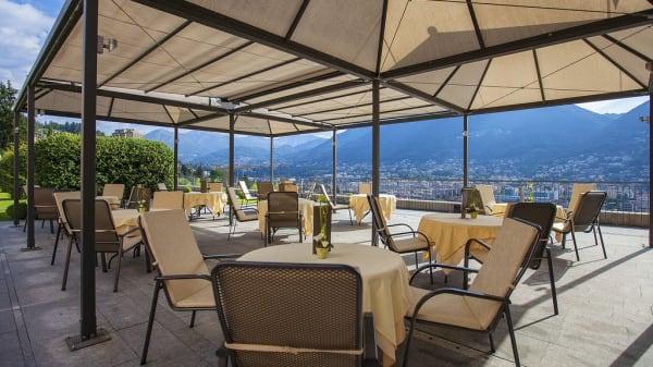 Terrasse - Sassa Bistrot & Bar, Lugano