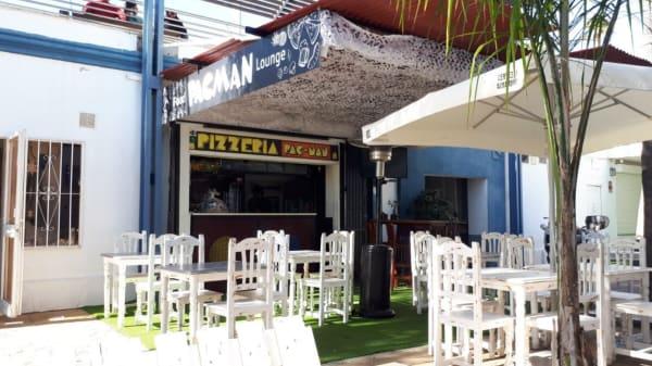 Pizzeria Pacman, Marbella