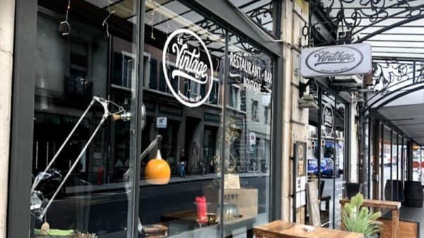 Restaurant - Le Vintage, Genève