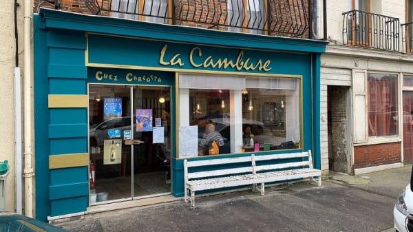 La Cambuse  ''Chez Carlotta'', Dieppe