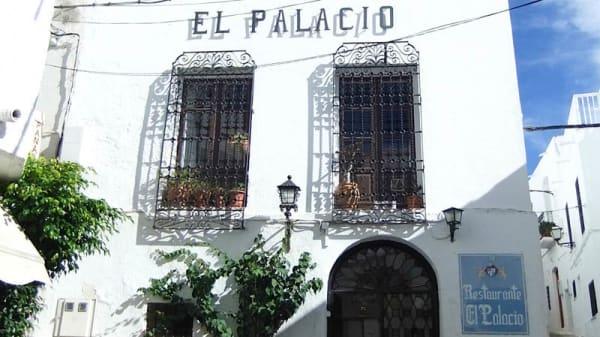 fachada - El Palacio, Mojacar
