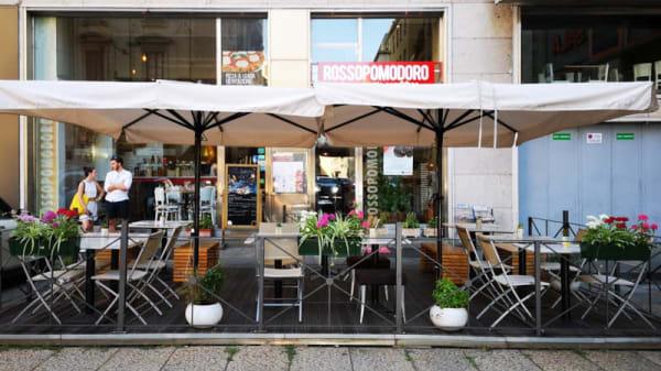 Terrazza - Rossopomodoro Torino Centro, Torino