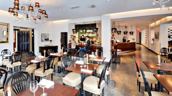 Restaurangens salong - Hansson Bar & Matsal, Stockholm