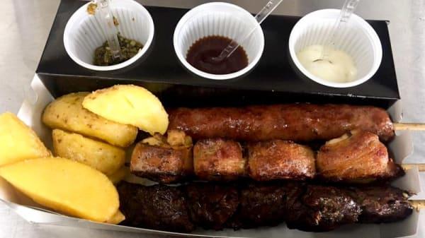 Sugestão do chef - Churras King, São Paulo
