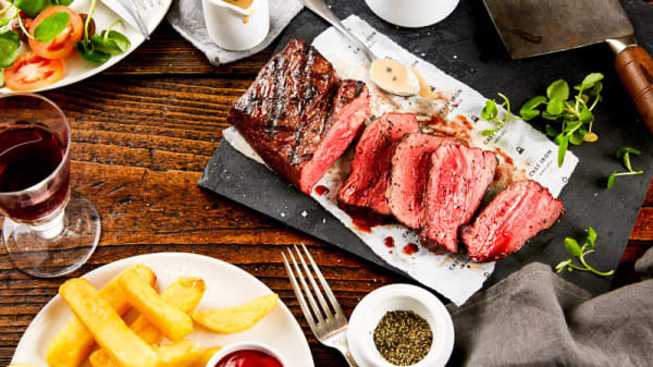 Course's suggestion - Cast Iron Bar & Grill, Chepstow