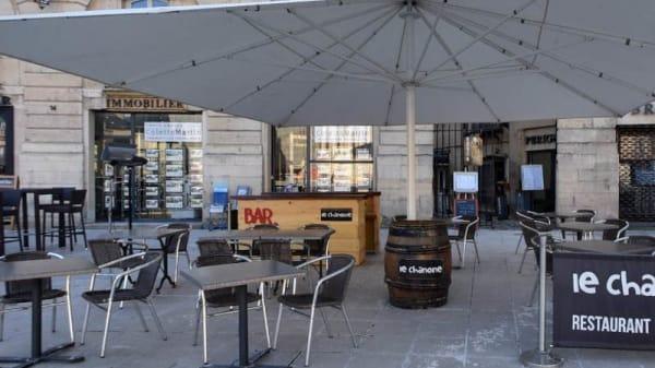 Terrasse - Le Bistrot du Chanoine, Dijon