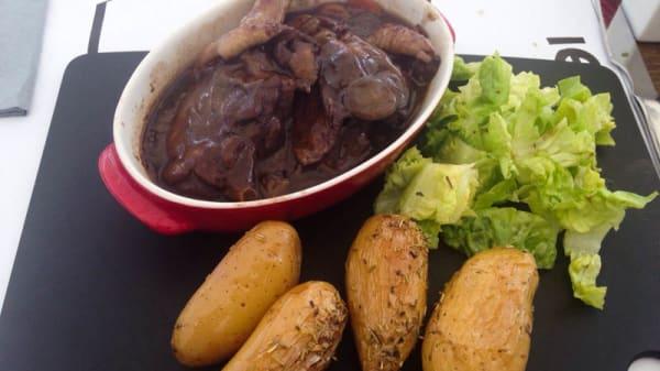 Suggestion du Chef - Le Bistrot du Chanoine, Dijon