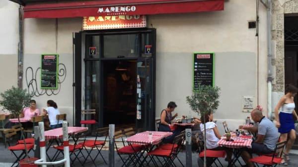 Façade - Marengo Bistroquet, Marseille
