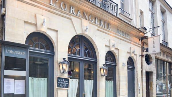 Bienvenue au restaurant L'Orangerie Paris - L'Orangerie Paris, Paris