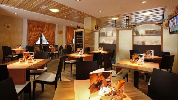 Vista della sala - Mota Food & Wine, Livigno