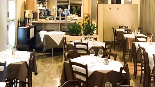 Vista sala - Trattoria Pizzeria da Cosimo, Pieve