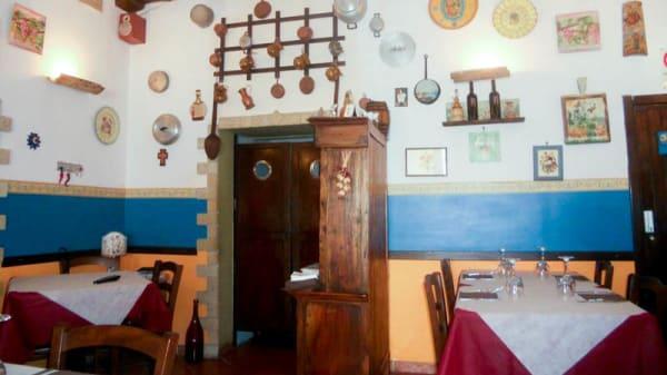 Vista sala - Osteria Mandevylla, Bacoli