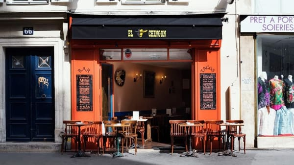 facade - El Chingon, Paris