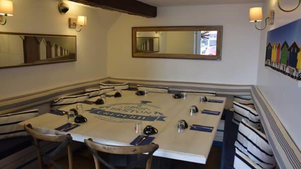 salle 4 - Le Comptoir Breton, Saint-Cyr-l'École