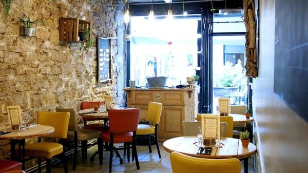 Vue de la salle - Accords Gourmands, Lyon