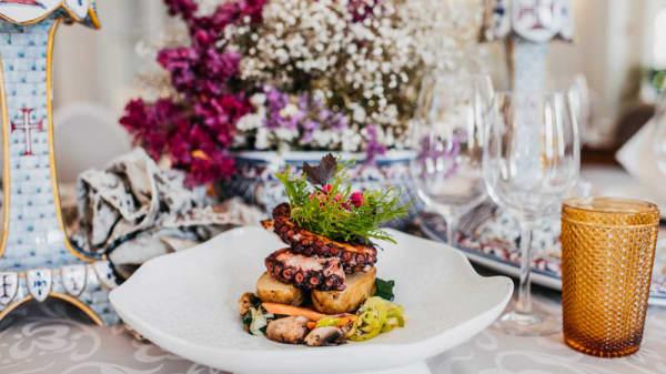 Sugestão do chef - Il Vivaldi - Mediterranean Cuisine, Funchal