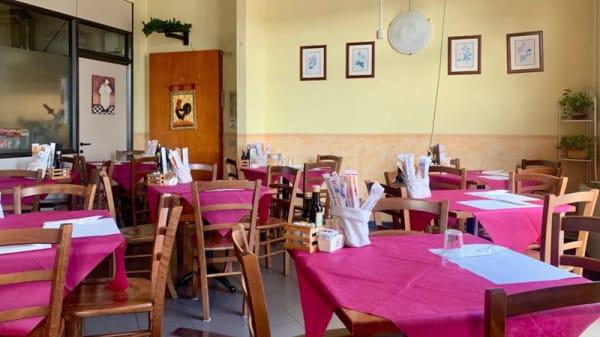 Vista sala - Ristorantino Caffetteria Progresso, Vicenza