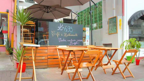 Fachada - K-695 Bistro e Café, São Paulo