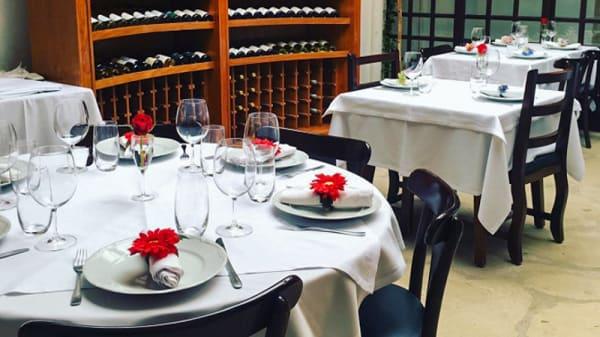 Sala - Wine Bar Aldeia da Serra, Santana de Parnaíba