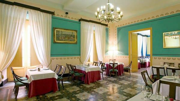 Vista de la sala - Palau del Baró, Tarragona