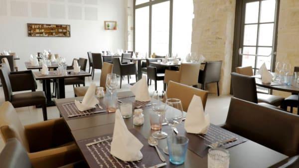 Vue de la salle - Le Restaurant du Château, Void-Vacon