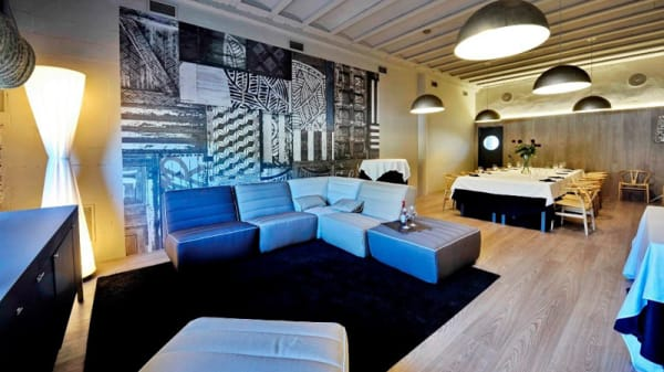 Sala del restaurante - Cal 26, Castelloli