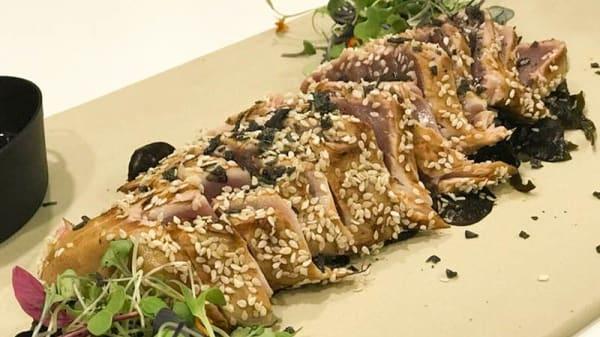 Sugerencia del chef - Palenga Plaza, Guadix