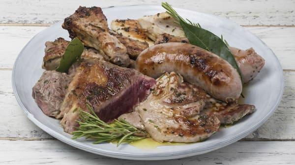 Suggerimento dello chef - L' Hostaria, Carcare