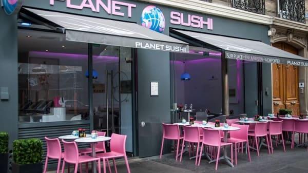 Planet Sushi - Voltaire, Paris
