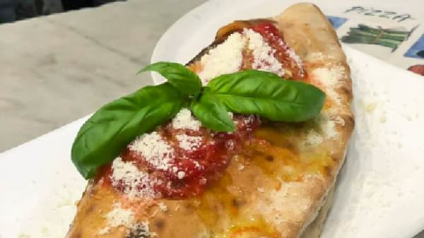 Suggerimento dello chef - Pizzeria Vecchia Napoli, Milan