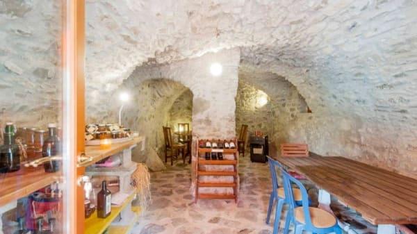 Vista della sala - Agriturismo Il Borgo Della Colomba, Fosdinovo
