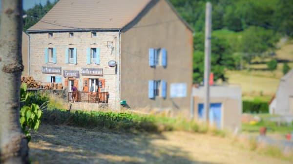Extérieur - Le Montagnard, Borée