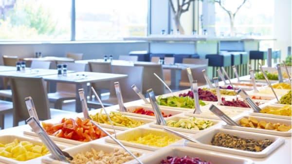 Salad'bar à volonté ! - Salad&Co Caen Mondeville, Mondeville