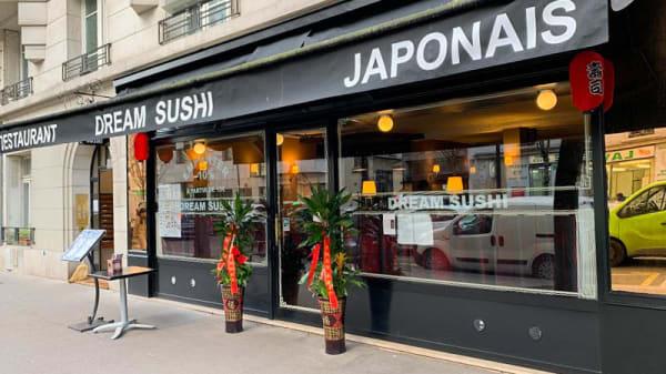 Entrée - Dream Sushi, Paris
