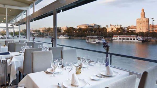 Vista de la sala - Rio Grande Restaurante, Sevilla