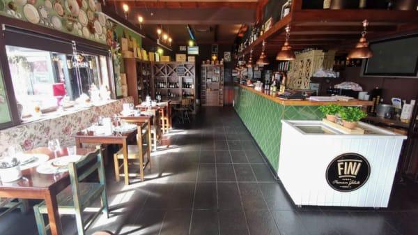 Vista da sala - CASA Restaurante Petiscaria Bar, Sintra